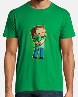 creeper - t-shirt da uomo