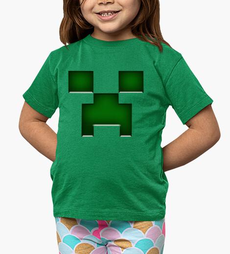 Ropa infantil Creeper 3D