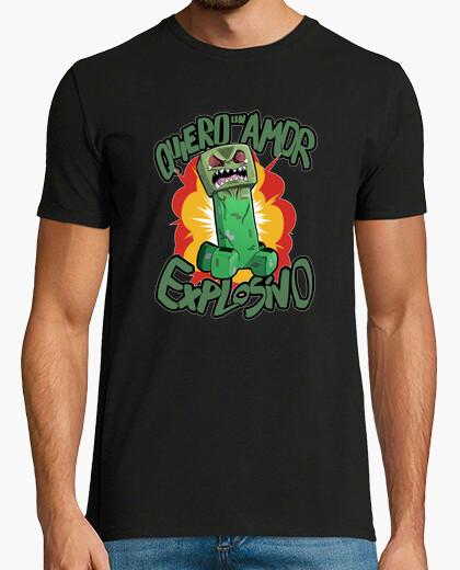 Camiseta Creeper Amoroso, Hombre