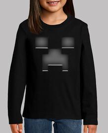Creeper black 3D