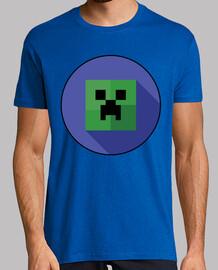 creeper blu (maschio)
