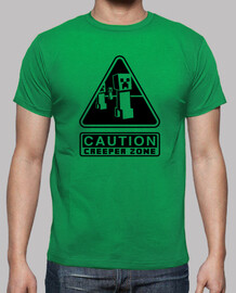 creeper caution zone (negative)