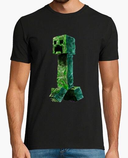 Camiseta Creeper dibujo
