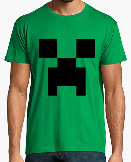 Camiseta Creeper Face