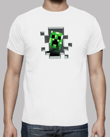 Creeper Inside - Minecraft