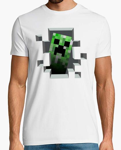 Camiseta Creeper Inside Explosión - Versión mejorada