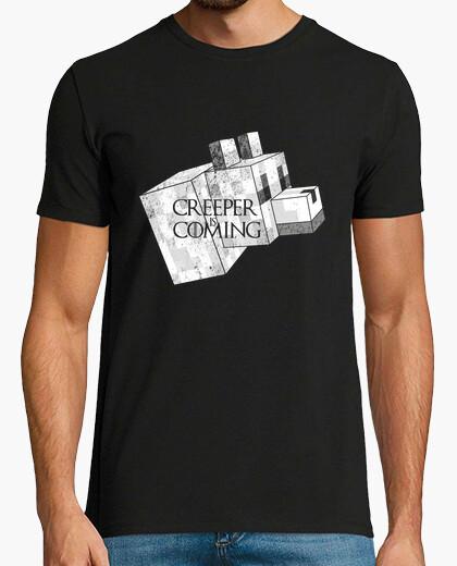 Camiseta Creeper is Coming