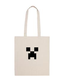 Creeper Minecraft Face