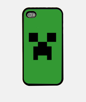 Creeper Minecraft Face