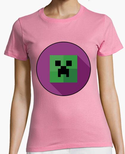 Camiseta Creeper PURPLE (Mujer)