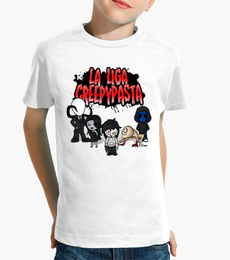 Creepypasta children's clothes