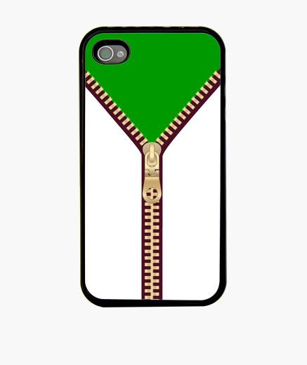 Funda iPhone Cremallera