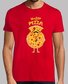 cremallera de pizza