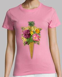 crème glacée d'ananas