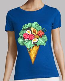 Crème Glacée Salade Composée