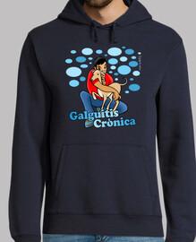 crème sweat greyhound - galguitis chronique