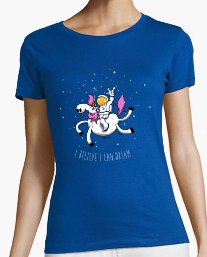 Camiseta creo que puedo soñar
