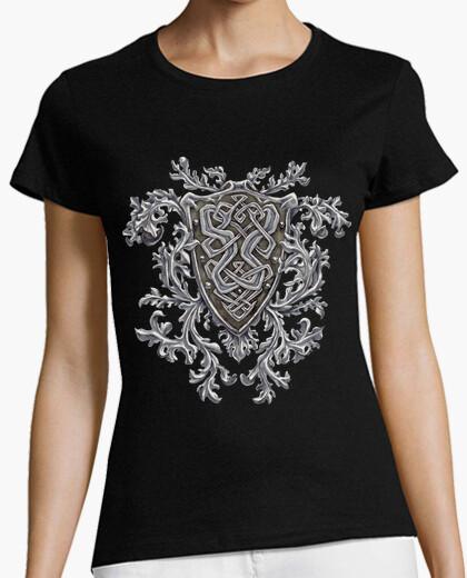 Camiseta cresta celta