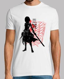 Crimson Hero Mikasa