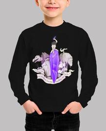 Cristal oscuro. Jen restaurando el equilibrio