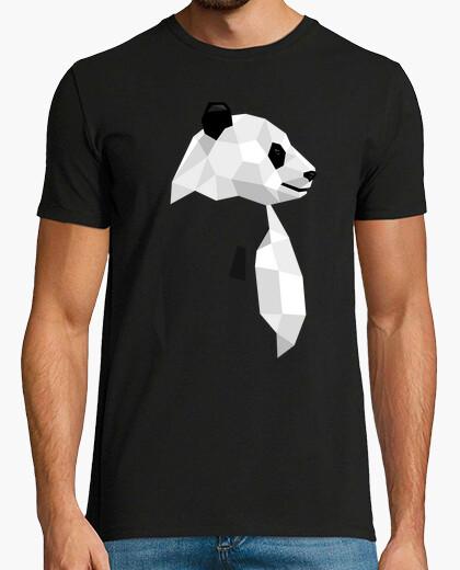 Tee-shirt cristaux profilé panda
