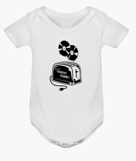 Abbigliamento bambino croccante sound