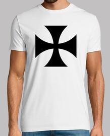 croce di ferro nero