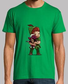 crochet - shirt homme