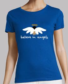 croire aux anges
