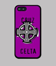 croix celtique coque iphone