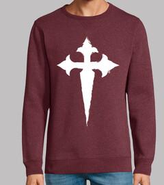 croix de s anti il y a (blanc)