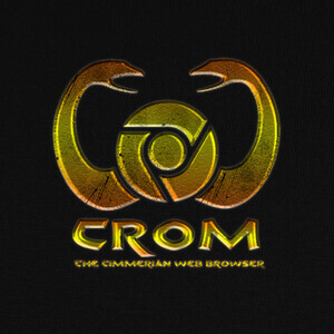 Camisetas Crom Web Browser