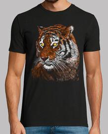 croquis de tigre