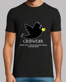 crowder - rete social di gioco tron
