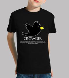 crowder - rete social tron gioco