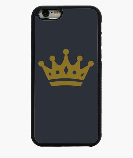 Funda iPhone 6 / 6S Crown