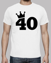 Crown 40th birthday