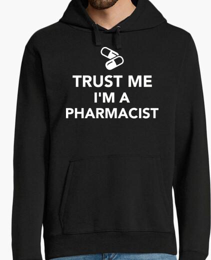 Sweat croyez-moi je suis pharmacien