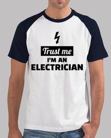croyez-moi, je suis un électricien