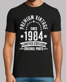 cru premium depuis 1984 partie originale