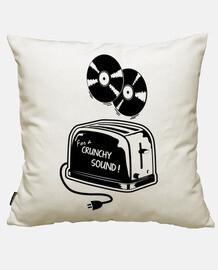 crunchy sound