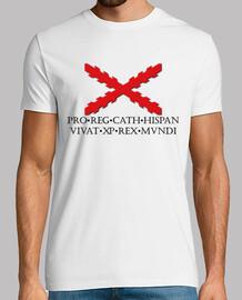 Cruz Borgoña Monarquía hispánica