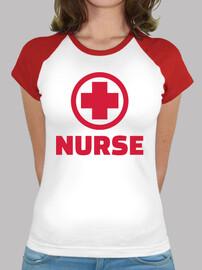 cruz de la enfermera