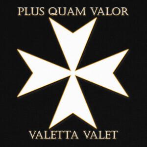 Cruz de la orden de San Juan de Malta (V T-shirts
