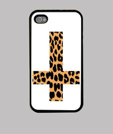 Cruz Invertida de Leopardo