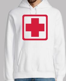 cruz roja medica
