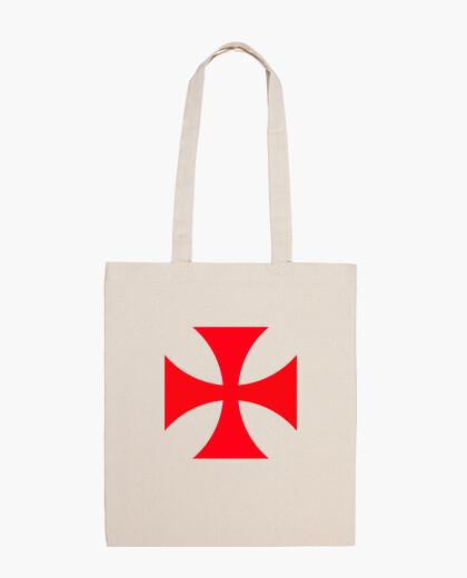 Bolsa Cruz Templaria