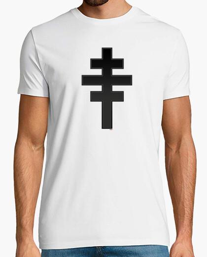 Camiseta Cruz templaria 21