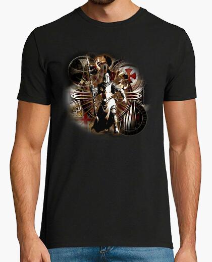 Camiseta Cruz templaria 8