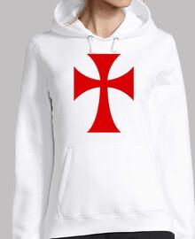 Cruz templaria Larga